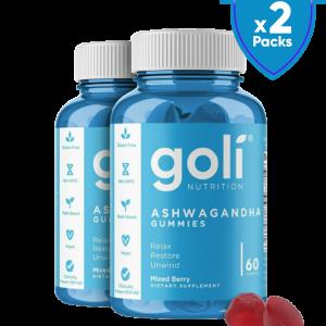 Goli Ashwagandha gummy in Nigeria